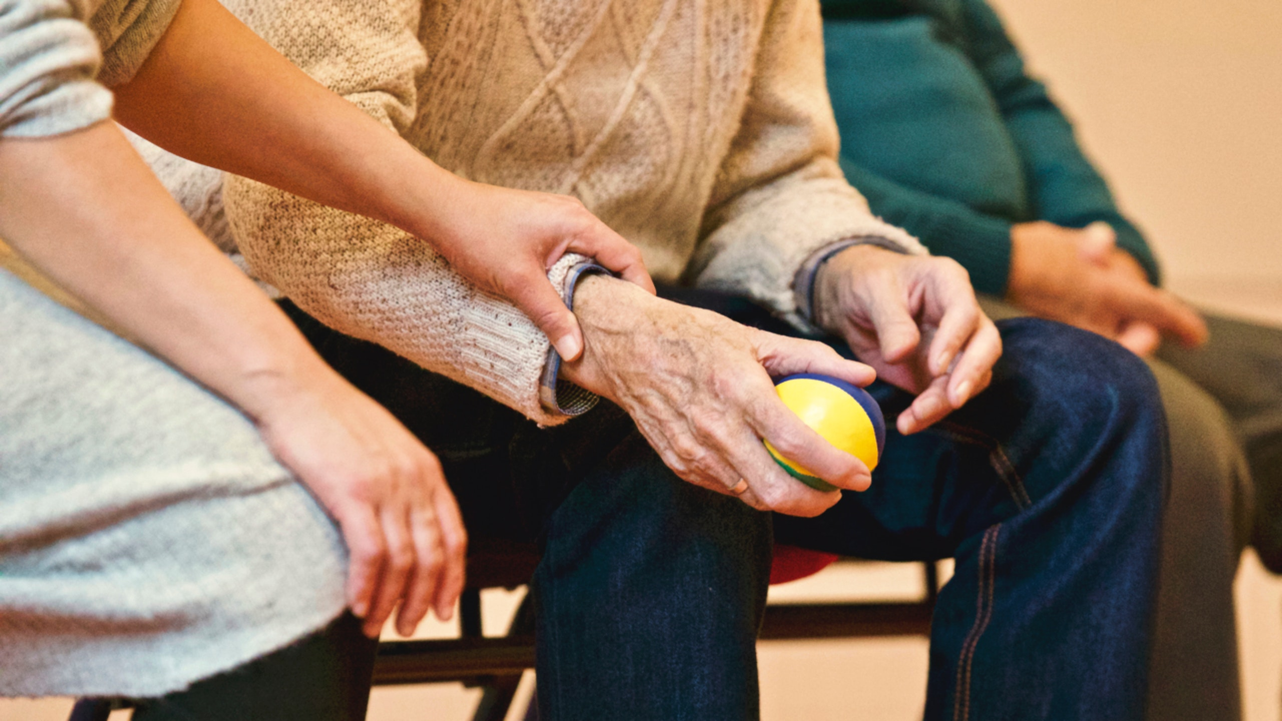 Beperking bezoekers in ggz en gehandicaptenzorg