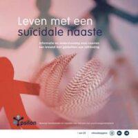 Nieuwe brochure voor mensen die leven met een suïcidale naaste